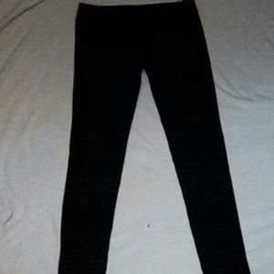 Women's size  Small lined leggings NB